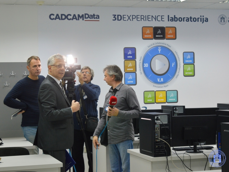 3D Experience Laboratorija23/10/2018.